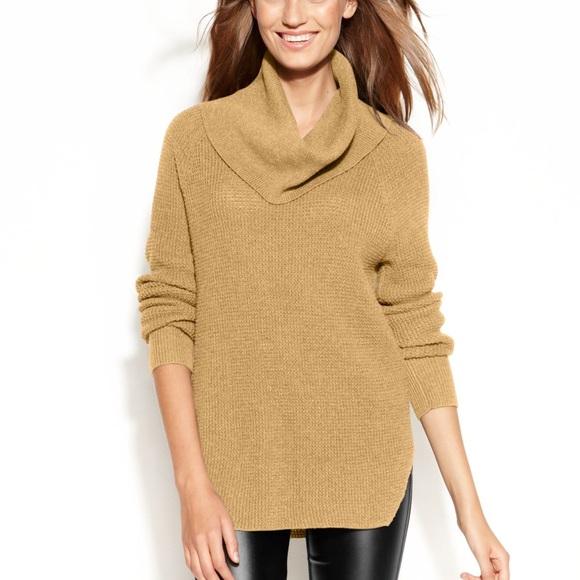 40d6f3702 NWOT —Michael Kors Chunky Cowl Neck Sweater